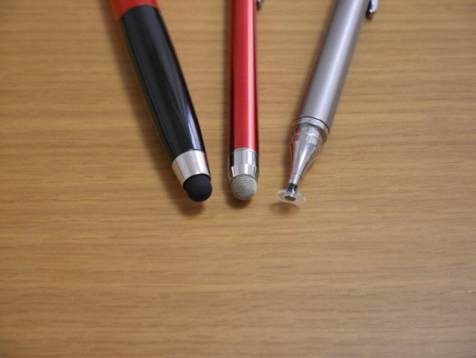 おすすめタッチペンの選び方